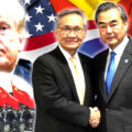 Chinese FM to visit Thailand in a Covid battered world of raised tensions and potential conflict