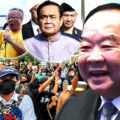 Coup again ruled out by Prawit as reconciliation is sought but with growing calls for Prayut to go