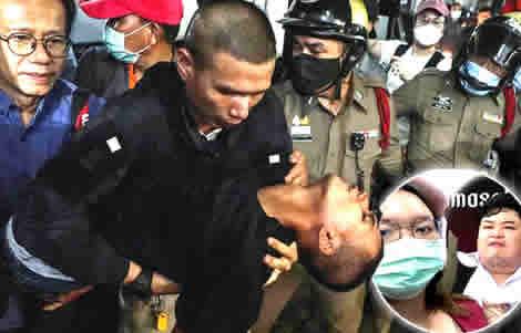 protest-leader-panupong-jadnok-blacked-out-after-illegal-arrest-bangkok