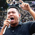 Protest leader tells Prayut his term as PM is over as thousands again take to the Bangkok streets against him