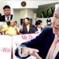 Royalists claim the United States is seeking to destabilise Thailand using 'hybrid warfare' tactics and media