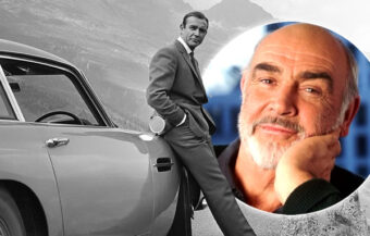 Sean Connery, the sexiest man alive, who played James Bond, has passed away at 90 years of age in Bahamas