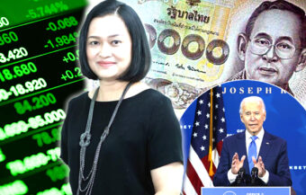 Baht breaks ฿30 to the dollar barrier as funds flow into Thai markets driven by a US Biden victory
