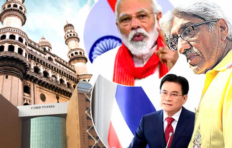 thailand-in-direct-trade-talks-with-12-indian-states-boost-trade-tourism-industry