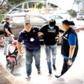 Udon Thani nightrider arrested by police as a new attack occurs on Monday with another knifeman