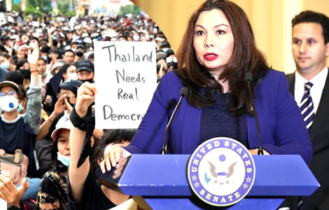 us-senate-tammy-duckworth-accuses-authorities-violence-against-protesters