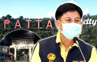 Angry and disillusioned tourism operators in Pattaya call on the governor to close down hotels