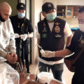 Danish man arrested, facing charges after Pattaya drug dealing sting at local hospital coffee shop