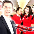 Executive with Thai Air Asia shareholder firm warns that the virus downturn has wreaked havoc