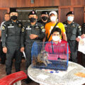 Young man arrested for selling macaque monkeys, captured from the wild, online in Chiang Mai
