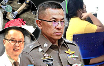 National police chief cracks down on drug cocktail that killed six people in Bangkok with one arrest in Sai Mai