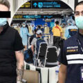 Brazen Norwegian arrested by Immigration police trying to enter Thailand with forged documents