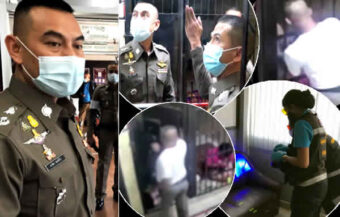 Royal Thai Police Sergeant Major arrested on Ko Samui, charged with the rape of female detainee