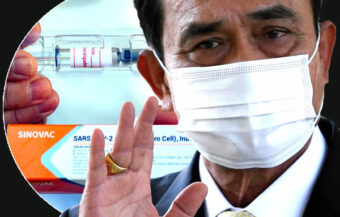 Thailand faces its darkest hour against Covid-19 virus as vaccinations due to begin in March