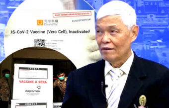 Top virologist Dr Yong defends the use of the Sinovac vaccine to protect frontline medical staff at high risk