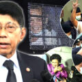 Jailed Thai cabinet ministers are already removed from office says Deputy Prime Minister Wissanu