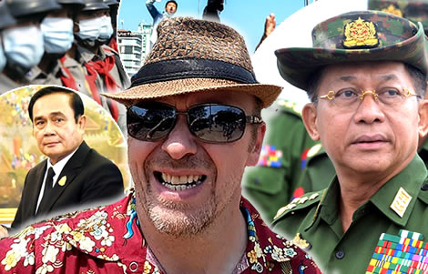 myanmar-coup-general-letter-to-prayut-seeking-help-uk-man-ian-richmond-flees