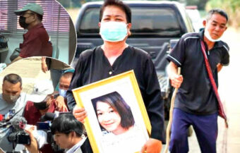 Police charge school principal in Suphan Buri with murder of young woman missing for eight years