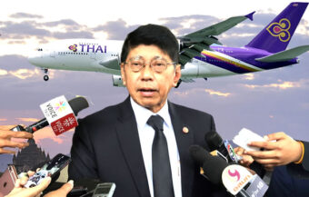 Thai Airways seeking business rehabilitation plan that has the unanimous support of it's creditors