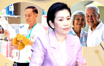 Cabinet in pension move as the number of working Thais to over 60s is set to half in 20 years