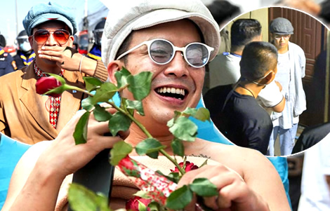 singer-arrested-arson-lese-majeste-charges-burning-kings-portrait