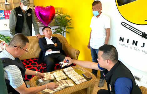 top-official-arrested-2-million-baht-bribe-mukdahan
