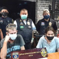 German man and trans partner arrested in Pattaya for drug dealing in police undercover operation