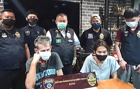 german-arrested-in-pattaya-for-drug-dealing