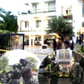Chinese man linked to organised crime arrested at luxury Pattaya mansion after shooting policemen