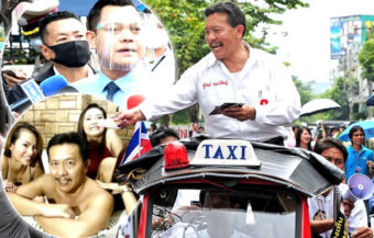 Colourful Bangkok former sex industry tycoon Chuwit told to quit sniping by an aide to the PM