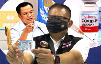 Expats to get vaccine app as Buriram threatens jail for anyone not complying with jab rollout mission