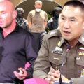 Senior police officer arrested and charged linked with the illegal abduction of a Taiwanese man