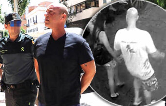 UK man who cut up a Thai go-go dancer gets short shrift from a European court and faces justice
