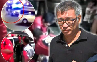 Engineer gets suspended sentence for killing 17 year old in Chonburi with a gun in a road rage confrontation