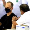 Jab site for expats as country's second vaccination phase begins driven by locally produced AstraZeneca doses