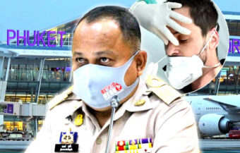 Phuket reopening getting up holidaymakers noses with no less than 5 Covid-19 tests to be paid for