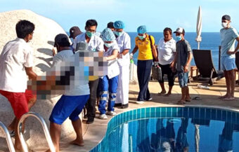 Tragic deaths of Thai Indian tycoon and his wife after checking into luxurious Ko Tao island resort