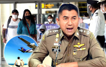 Big joke and top officials shore up the Sandbox tourist initiative on Phuket which begins to shows promise