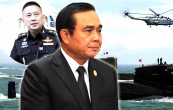 Chinese submarine payments deferred again by PM as funding is needed to manage the crisis