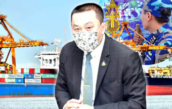 Transport ministry looks at launching Thailand's own shipping line to support economic growth
