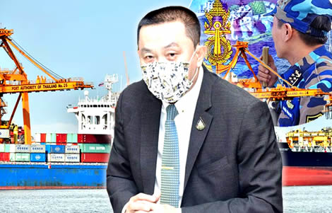 ministry plans-thailand-own-shipping-line