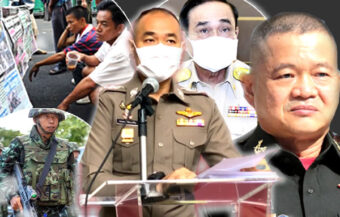 Police: truthful reporting not a target as a state official is arrested over false online coup reports in Chachoengsao