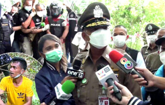 Thai woman brutally murdered by 18 year old who ambushed her on an Ayutthaya road seeking sex