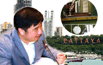 Warning from Pattaya hotel industry boss of a Chinese takeover, loss of income to the wider Thai economy