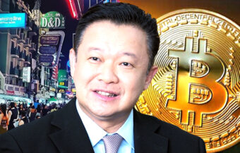 Tourism chief again plans to open up Thailand's rock bottom tourism industry to cryptocurrencies
