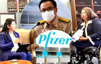 Virus endgame for Thailand in sight as herd immunity is credited for falling UK infection rates
