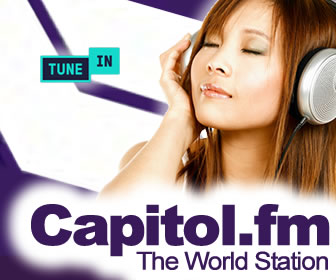 Capitol.fm - The World Station form Bangkok